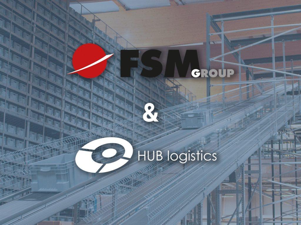 FSM Oy ja HUB logistics