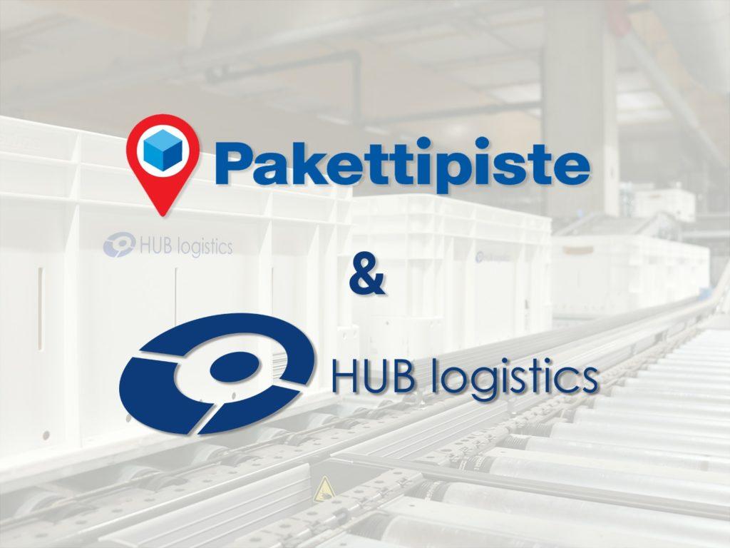 HUB logistics ja Pakettipiste yhteistyöhön