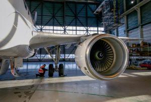 Finnair koneen purkuprojekti