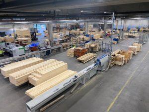 HUB logistics puupakkauspalvelut